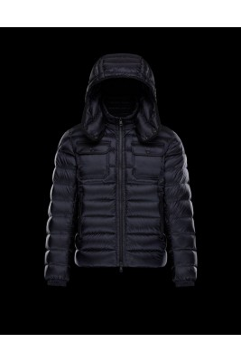 2017 New Style Moncler Reynold Featured Mens Down Jackets Navy