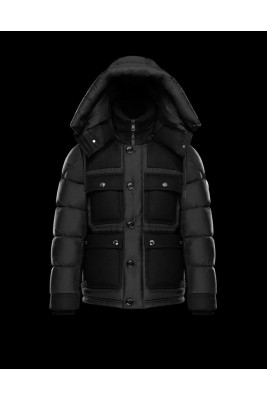 2017 New Style Moncler Himalaya Cheap For Mens Down Jackets Black