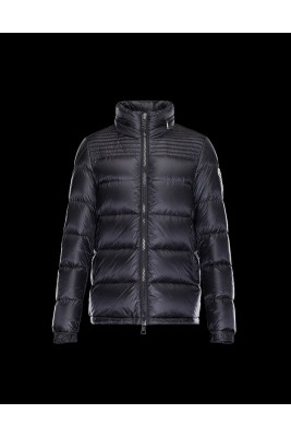 2017 New Style Moncler Down Jackets For Men Navy