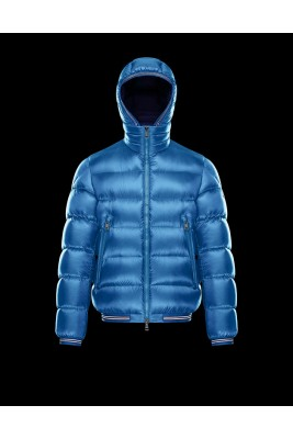 2017 New Style Moncler Maya Winter Mens Down Jackets Blue