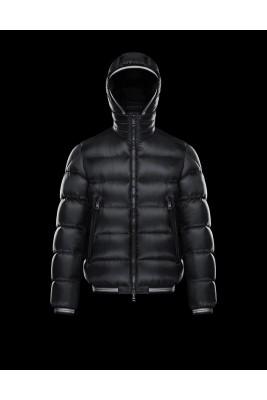 2017 New Style Moncler Maya Winter Mens Down Jackets Black