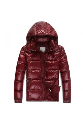 2017 New Style Moncler Eric Classic Men Down Jackets Red