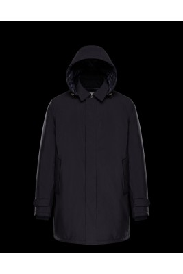 2017 New Style Moncler Down Coats Mens Navy