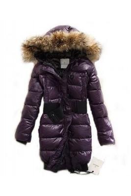 Moncler LUCIE New Women Pop Star Purple Coat Down
