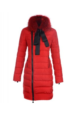 Moncler S Mayuko Women Coat Hot Sell Red