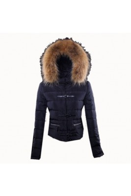 Moncler Crecerelle Top Quality Down Jacket Women Black