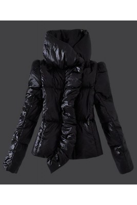 2016 Moncler Euramerican Style Down Jackets Womens Black