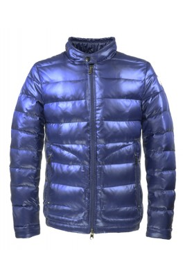 2016 Moncler Acorus Euramerican Style Jacket For Men Blue