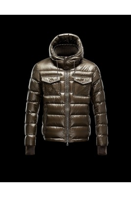 2016 Moncler FEDOR Featured Down Jackets Mens Army Green