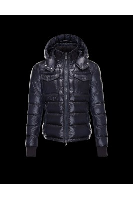 2016 Moncler FEDOR Featured Down Jackets Mens Blue