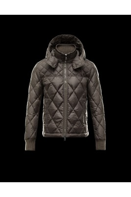 2016 Moncler GIRARDOT Fashion Down Jacket Men Dark Green