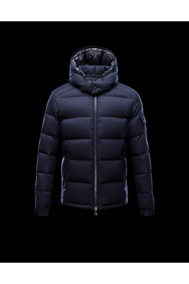 2016 Moncler Montgenevre Winter Jackets For Men Blue