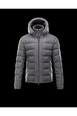 2016 Moncler CANUT Design Mens Down Jacket Army Grey