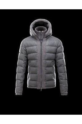 2016 Moncler CANUT Design Mens Down Jacket Army Grey