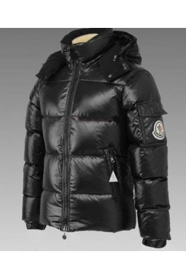 Moncler Himalaya Cheap For Mens Down Jackets Black