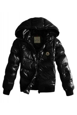 Moncler Jacket Men Top Quality Detachable Sleeve Black