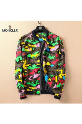 2018 Moncler Jackets For Men 162536 Multicolored
