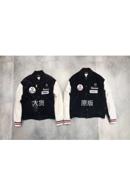 2018 Moncler Jackets Couple 162622 Black White