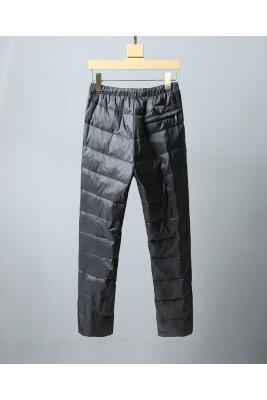 2018 Moncler Pants For Men 162635 Black