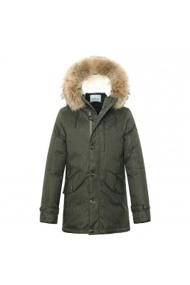 2018 MMoncler Coats For Men 162647 Green
