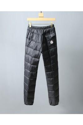 2018 Moncler Pants For Men 162657 Black