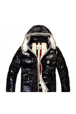 2018 Moncler Jackets For Men 162727 Black