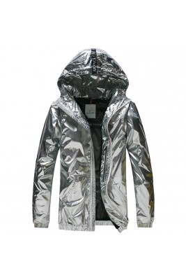 2018 Moncler Jackets For Men 162735 Silver