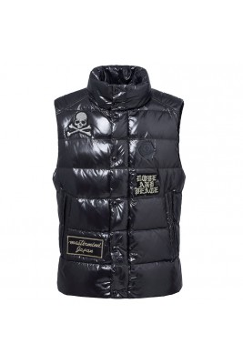 2018 Moncler Vests Couple 162754 Black