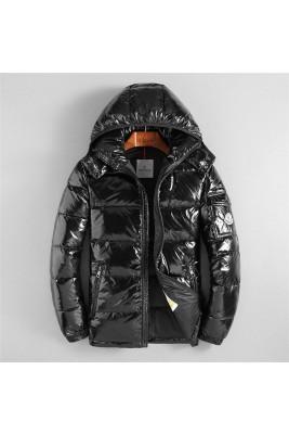 2018 Moncler Maya Jackets For Men Black (mc2018-045)