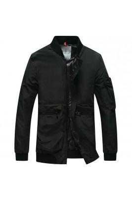 2018 Moncler Jackets For Men 163038 Black