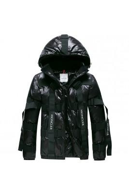 2018 Moncler Jackets For Men 163129 Black