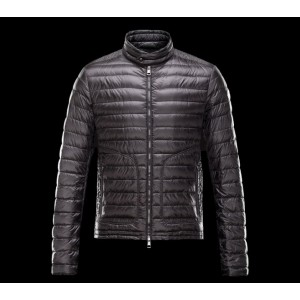 2017 New Style Moncler Down Jackets For Men Black