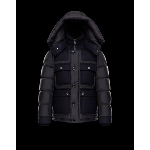 2017 New Style Moncler Himalaya Cheap For Mens Down Jackets Navy