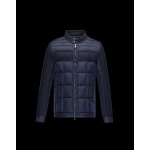 2017 New Style Moncler Cesar Mens Down Jackets Fashion Navy