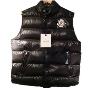 Moncler Clairy Design Down Women Vest Sleeveless Black