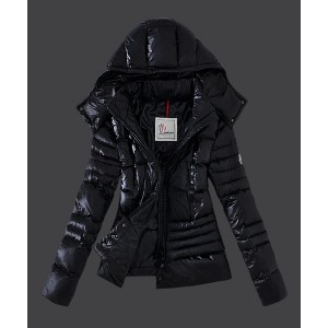 2016 Moncler Featured Jacket Down For Womens Black