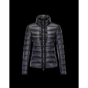 2016 Moncler OXALIS Down Jackets Womens Collar Black