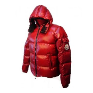 Moncler Himalaya Cheap For Mens Down Jackets Red