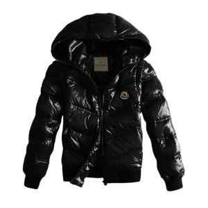 Moncler Jacket Men Top Quality Detachable Sleeve Black