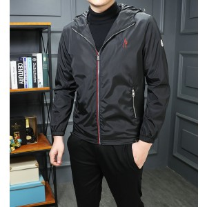 2018 Moncler Jackets For Men 162531 Black