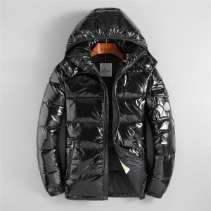 2018 Moncler Maya Jackets For Men Black (mc2018-045)