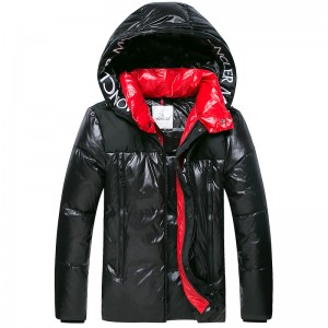2018 Moncler Jackets For Men Black/Red (mc2018-016)