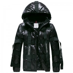 2018 Moncler Jackets For Men 163129 Black
