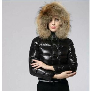 2018 Moncler Jackets For Women 163844 Red Black Wine Red