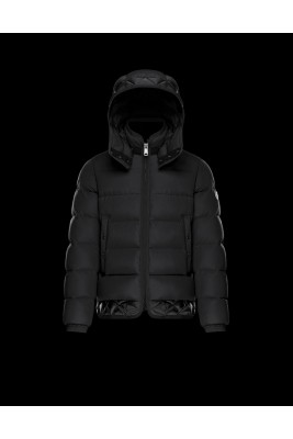 2017 New Style Moncler Branson Classic Men Down Jackets Black