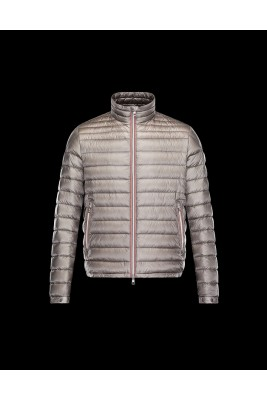 2017 New Style Moncler Eric Mens Down Jackets Apricot