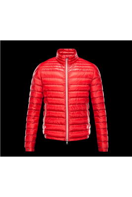 2017 New Style Moncler Eric Mens Down Jackets Red