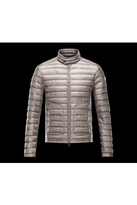 2017 New Style Moncler Down Jackets For Men Apricot