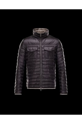 2017 New Style Moncler Fashion Down Jackets Handsome Men Black