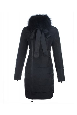 Moncler S Mayuko Women Coat Hot Sell Black